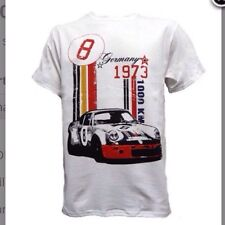 Porsche RSR Supercup 911 1973,Nuremberg 1000km Germany T-Shirt Ebay 1st Own It!