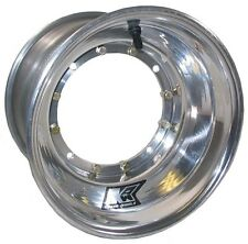 "KEIZER ALUMINUM WHEEL,12 BOLT DIRECT MOUNT,10x8"",2"",MICRO-SPRINT,600 MINI,POLISH"