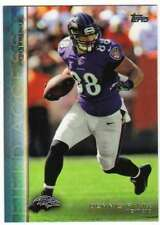 2015 Topps Field Access Football Blue Parallel #72 Dennis Pitta Ravens