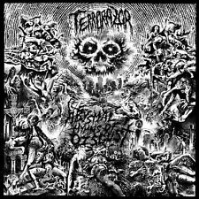 TERRORAZER - Abysmal Hymns Of Disgust - CD - DEATH METAL