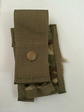 ~GENUINE US MILITARY MULTICAM 40MM HIGH EX SINGLE POUCH MOLLE II SPECIALTY GROUP