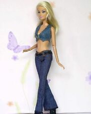 Barbie doll Fashion clothes outfit dress accessories for barbie dolls