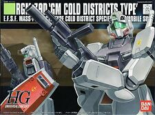 [012] BANDAI MODEL KIT GUNDAM HGUC RGM 79D GM COLD DISTRICTS TYPE GUNPLA 1/144