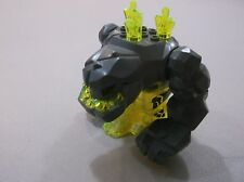 LEGO Power Miners Rock Monster Geolix Yellow Green Minifigure 8709 8963