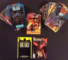 BATMAN LEGENDS OF THE DARK KNIGHT #1 - 100+ Comic Book Lot Complete VF/NM 1989