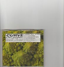 Curve-Fait Accompli UK cd single