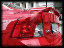 Volvo S40 MK2 II 2004-2012 Rear Boot Lip Trunk Spoiler ~PRIMED & PREPARED~