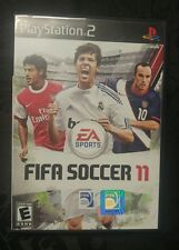FIFA Soccer 11 for PlayStation 2