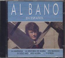 AL BANO - En espanol - CD 1987 RARO CANTATO IN SPAGNOLO SIGILLATO SEALED