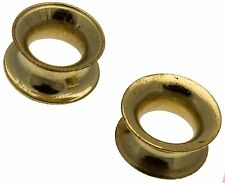 Pack Of 2 Brass Eyelet Line Saver Fits FLYMO MULTI TRIM 200 & MINI TRIM