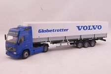 JOAL 334 - Volvo FH12 Truck Globetrotter XL with Covered Trailer - Scale 1:50