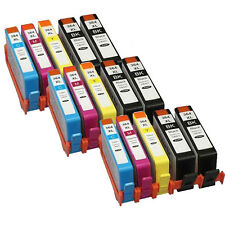 15PK HP 564XL Ink Cartridge For Photosmart 6510 6520 7510 7520 Printer