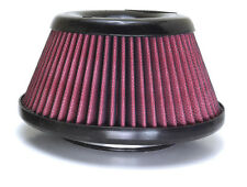 "BMS Silicon Single Turbo Universal Cone Filter 4"" Outlet / 4.5"" Tall 135 335 BMW"
