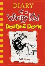Diary of a Wimpy Kid 11 Double Down Hardcover Jeff Kinney Brand New
