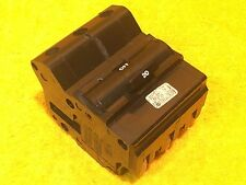 FEDERAL PACIFIC PIONEER NA320 20 AMP 3-POLE PLUG IN BREAKER **COSMETIC CHIP**