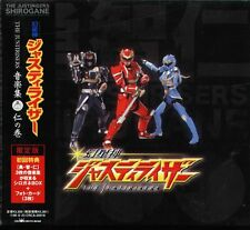 Sci-Fi Live Action Genseishin Justiriser - Japan CD - NEW Limited Edition