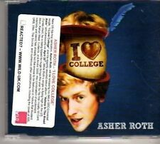 (BT82) Asher Roth, I Love College - DJ CD