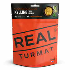 Real Turmat CHICKEN TIKKA MASALA by Drytech - Lightweight Freeze-Dried Food