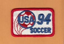 1994 USA SOCCER EMBROIDERED PATCH WORLD CUP UNUSED