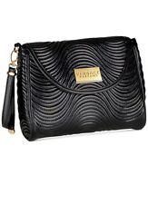 Versace Parfums Wristlet/Clutch Bag Evening Travel Purse New!!