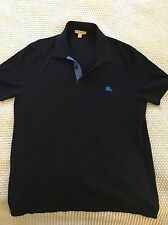 Burberry Brit Navy Knit T-shirt Size M