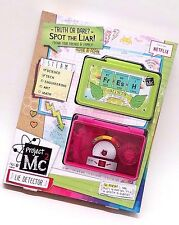 Project Mc2 Lie Detector Science Technology Kit - For Ages 6 and Up - NEW IN BOX