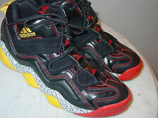 2012 Adidas Top Ten 2000 G56192 Black/Sunshine/Red Youth Shoes! Size 6Y $110.00