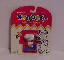 Snoopy Rollerblading Roller Skating PVC MOC Peanuts