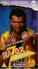WWF Razor Ramon The Bad Guy ORIG VHS WWE Wrestling Scott Hall