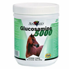AniMed Glucosamine 5000 Powder Tissue Repair For Horses 1 lb