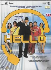 HELLO - SALMAN KHAN - SOHAIL KHAN - NUEVO BOLLYWOOD DVD