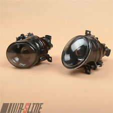 Front Convex Lens Halogen Fog Light FogLamp For VW Golf MK5 V Jetta Scirocco L+R