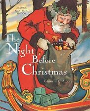 The Night Before Christmas: A Classic Illustrated Edition by Moore, Clement C.