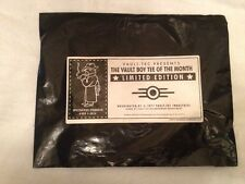 FALLOUT Vault Boy T Shirt of the Month MYSTERIOUS STRANGER #9 2014 BLACK SIZE S