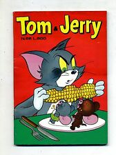 TOM & JERRY # N.66 - Ottobre 1986 # Cenisio # Lire 800