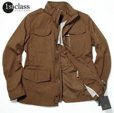 BOSS SELECTION Jacket LAROV in uk size 40/M rust brown water-resistant with