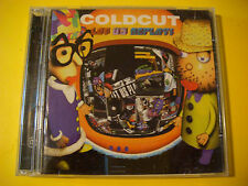 "2XCD: COLDCUT ""Let Us Replay"" w/ Grandmaster Flash, Jello Biafra, Bernard Purdie"