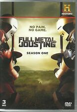 FULL METAL JOUSTING SEASON ONE (1) - 3 DVD BOX SET