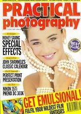 Practical  Photography Magazine with Nikon 35Ti ,   Phenix DC 303K   Feb  1994