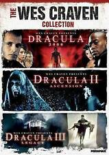 The Wes Craven Collection: Dracula 2000/Dracula II - Ascension/Dracula III -...