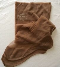 "Vintage 40s Cayley scottish nylons pin point couture 30 den jambe 32"" pin up bombshell"