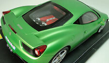 1 18 BBR Ferrari Exotic Race Sport Car F1 Rare Carousel Green Mr Only 50 made