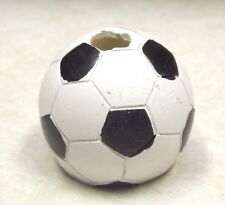 Resin Cigarette Butts Smoke Stop Heads Ash Tray Snuffer - SOCCER BALL Sport Ball