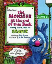 NEW - The Monster at the End of This Book (Little Golden Storybook)
