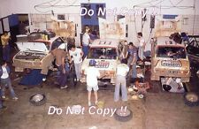 Peugeot 504 Team Safari Rally 1978 Photograph