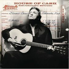 JOHNNY CASH Personal File 2CD BRAND NEW Legacy Edition