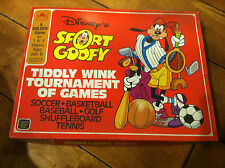 Disney's Sport Goofy Games 1984 Golden Board Game