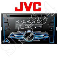 JVC KW-R520E Moniceiver Autoradio CD USB AUX KFZ Radio Doppel 2-DIN CAR Receiver