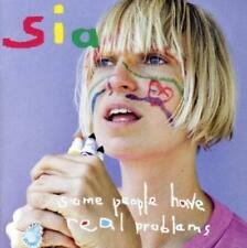 Sia Some People Have Real Problems  Sia (2009, CD NEW & SEALED)