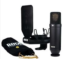 Rode NT1-Kit Cardioid Condenser Recording Microphone with SMR Shock Mount NT1KIT